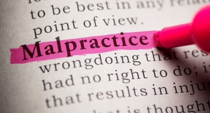 Types of Medical Malpractice Cases